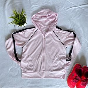 Jockey Sport M Pink sports Zip Jacket